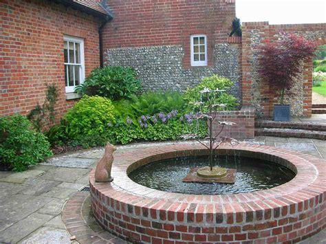 Front Yard Fountains Country Estate Landscape Design Landscape Design Hampshire