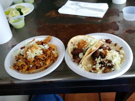 backyard tacos menu chicken gordita left picture of backyard taco mesa tripadvisor