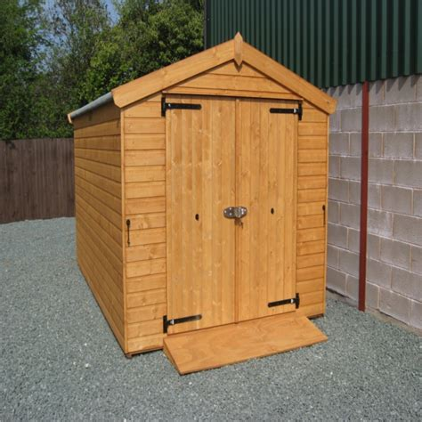 Two Door Shed Rn Wood Solutions Bespoke Garden Buildings And Animal