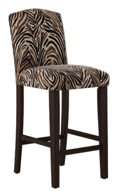 Zebra Bar Stools Modern Family by Decorate Your Home In Modern Family Style And Gloria