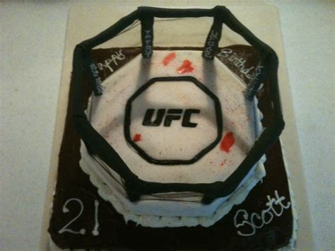 Images About Mma Cake  Ee  Ideas Ee   On Pinterest Okie