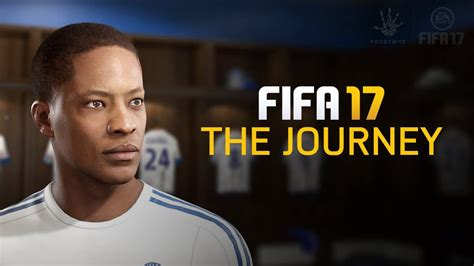 alex hunter fifa 17 the journey is a welcomed addition to fifa 17 candid games