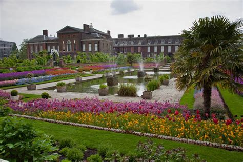 kensington garden kensington palace on aboutbritain