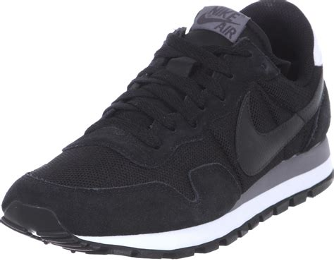 nike air pegasus 83 suede shoes black
