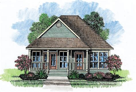 house plans for cottages vista cottage home plans acadian house plans