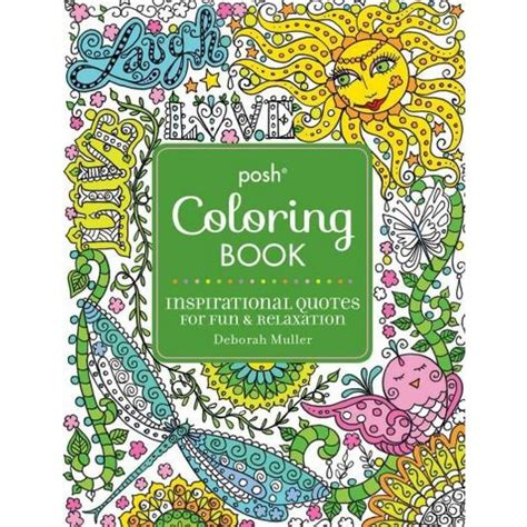 coloring book for adults target inspirational quotes coloring book for