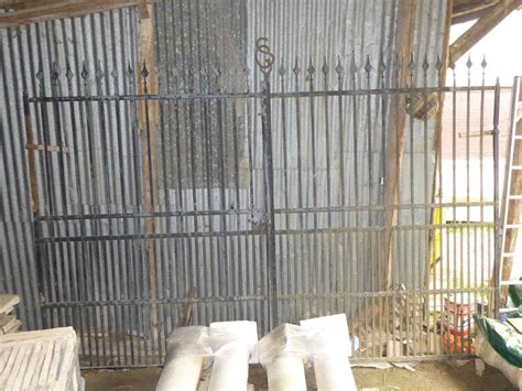 ladari in ferro battuto antichi cancelli antichi in ferro battuto recupero materiali