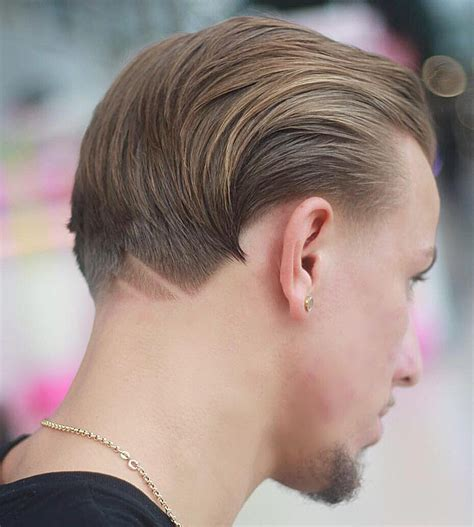 short haircuts with neckline styles new hairstyles for men neckline hair design