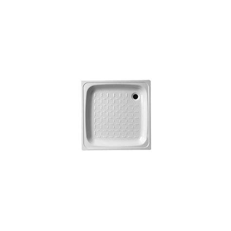 piatto doccia 70 x 70 piatto doccia in acciaio 70x70 cm smavit vendita