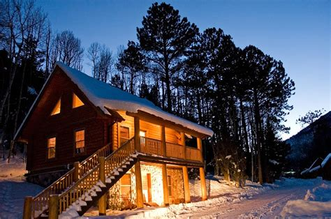 colorado springs cabins rentals