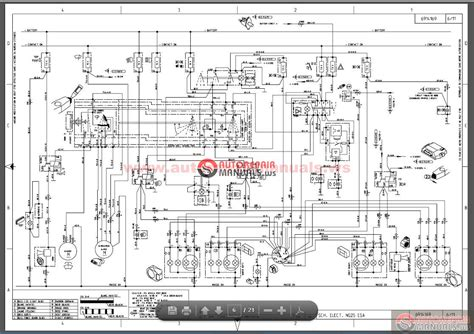 bobcat wiring schematics auto repair manual forum