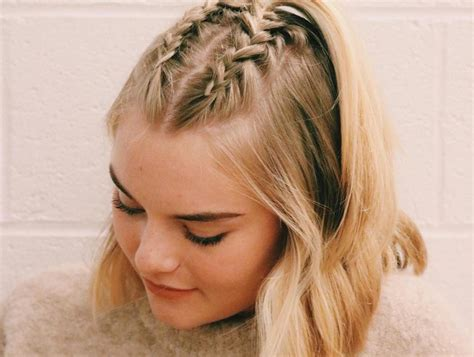 easy hairstyles not braids college fashionista college fashionista
