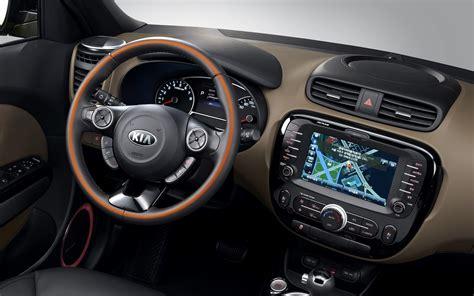 Kia Soul Interior Pictures 2017 Kia Soul Facelift Interior Indian Autos