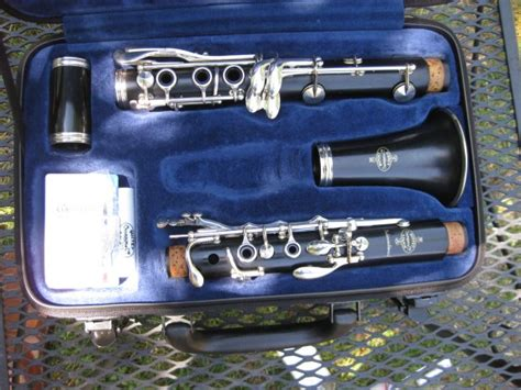 clarinet for sale buffet c13 international wooden bb