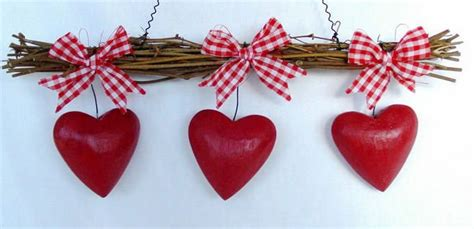 Heart Decorations Home by On Sale Home Decor Red Heart Mouse Clip Notes Clip Wooden