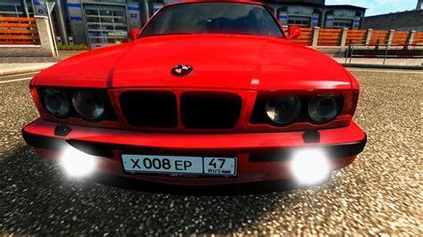 bmw interior mods bmw e34 car interior v1 0 truck simulator 2 mods