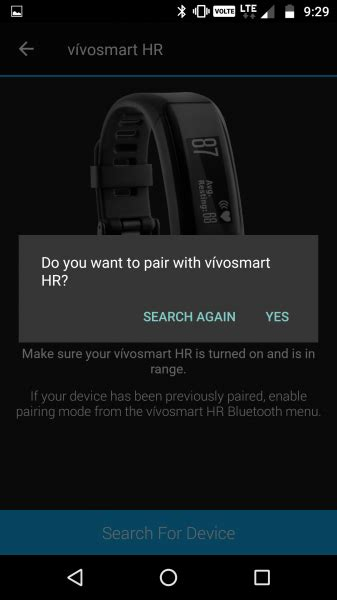 vivosmart daily reset vivosmart hr by garmin and morotola moto g4 plus by lenovo