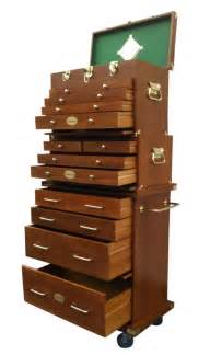 Wooden Tool Drawers by 103 Us Pro Tools Wooden Tool Box Chest Wood Cabinet