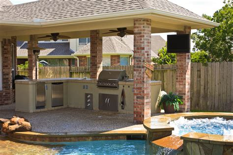 pool and patio decor covered patio designs to renew the atmosphere unique