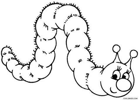 caterpillar coloring pages preschool printable caterpillar coloring pages for kids cool2bkids