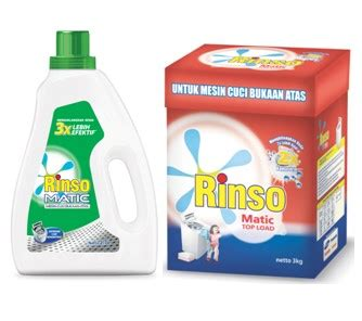 Rinso Colour Care 800g rinso matic top load citra sukses international