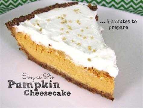 easy as pie pumpkin cheesecake recipe 10 just a pinch