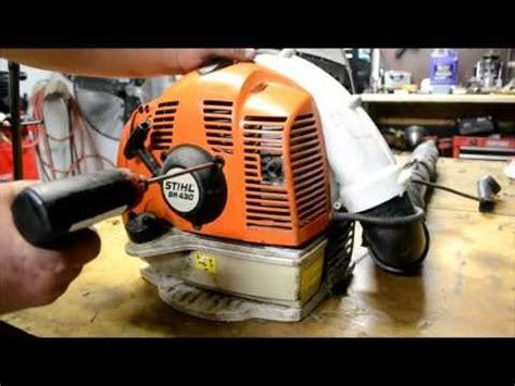 Mesin Bor Stihl Bt 45 mist blower sr430 2011 09 03 doovi
