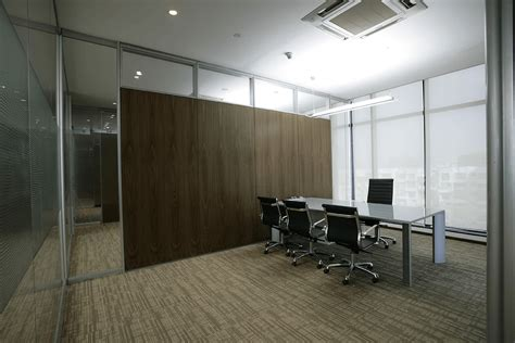 interior design office setup demountable glass partitions glass partition walls for