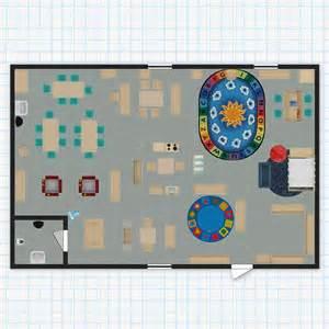 K Flooring by Classroom Floorplanner