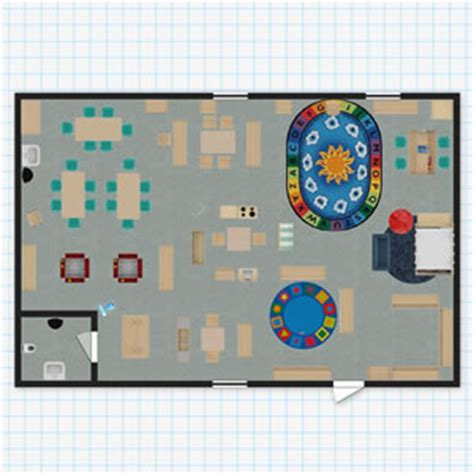 infant classroom floor plan kaplan classroom floor plan design tool iste2016 classroom redesign preschool