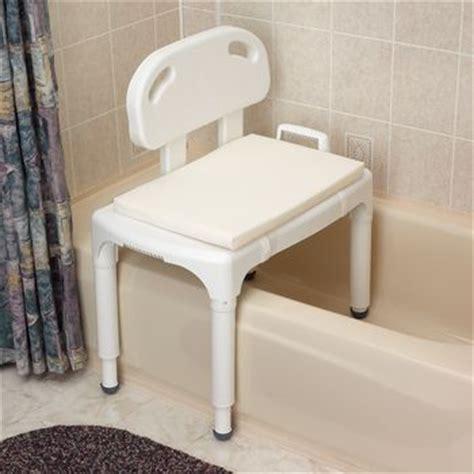 Shower Bench Cushion foam mesh bath cushion transfer bench cushion 25 quot x 16 quot item 557446