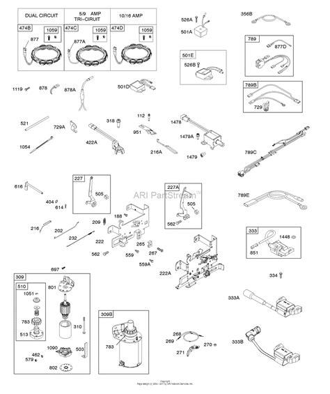 10 0 briggs stratton motor wiring diagram wiring diagrams
