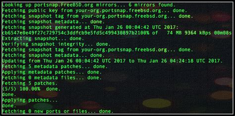 freebsd ports collection index the freebsd project how to install ports on freebsd 10 and 11 nixcraft