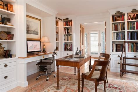 20 Library Home Office Designs Decorating Ideas Design Home Office Library Design Ideas