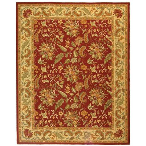 Safavieh Chelsea Red 7 Ft 9 In X 9 Ft 9 In Area Rug 9 Foot Rugs