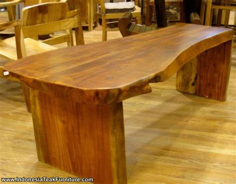 wood furniture at the galleria