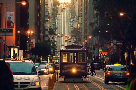 prettiest town in america america beautiful cable car california cities image