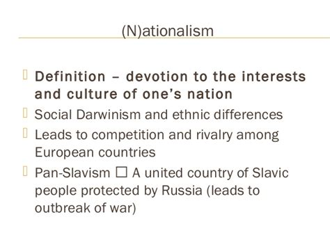 Pan slavic congress definition of marriage