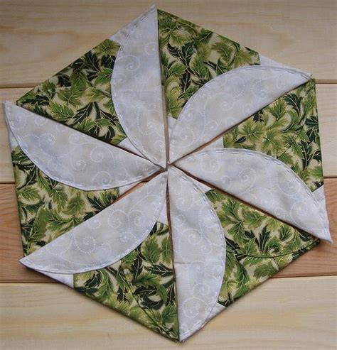 Folded Patchwork Patterns - 86 best images about japanese folded quilt sqares on