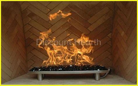 22 quot 30 quot stainless steel rectangular h burner island