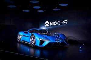 Fastest Electric Car Engine Nextev Introduces World S Fastest Electric Supercar