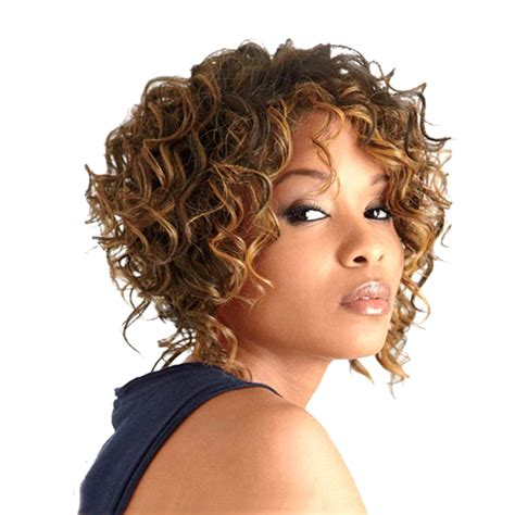 hair style galleries short wigs for black women short curly wigs for black women capless wigs for black