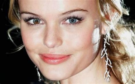 Kate Bosworths Gorgeous Brown Heloise by Kate Bosworth I Think Half Blue Half Brown Eye Is
