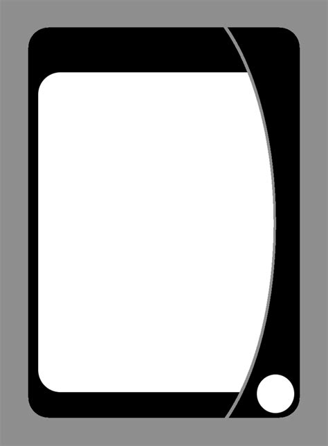 card outline template free card template by liveinamoment on deviantart