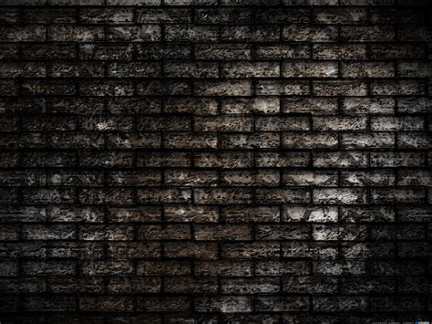 dark wall grunge brick wall background psdgraphics