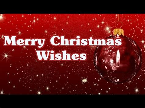 merry christmas wishes beautiful quotes  christmas holiday cards youtube