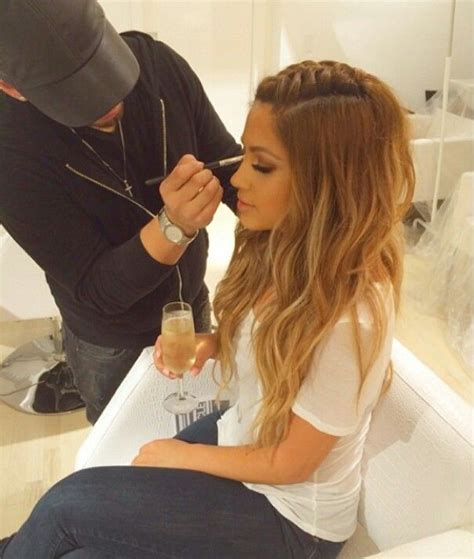 Jlo Braid Inn Middle Of Hair | jessica burciaga hair love dat hurr pinterest faux