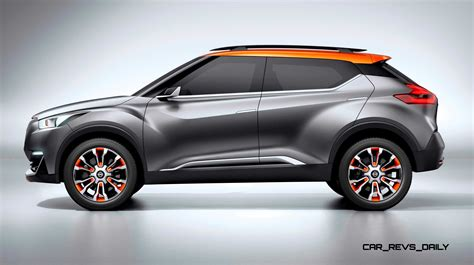crossover nissan 2014 nissan kicks concept is new sao paolo off road crossover