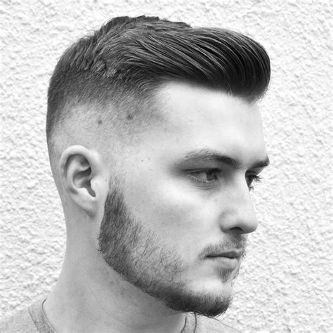 Model Rambut 20017 by 1940s Mens Haircut With Adam Levine Hairstyle All In