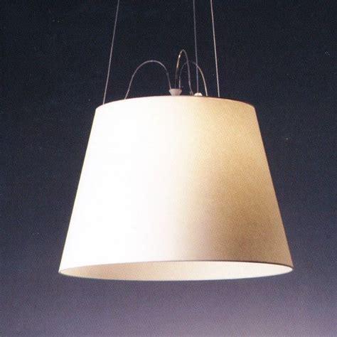 illuminazione artemide artemide tolomeo mega sospensione 42 lade a
